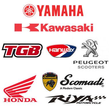 Ubricarmotos, distribuidor y agente autorizado de motocicletas