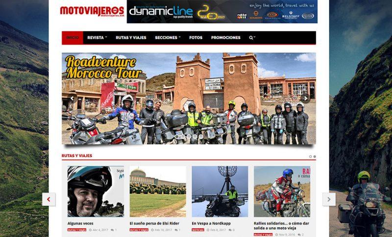 Revista Motoviajeros